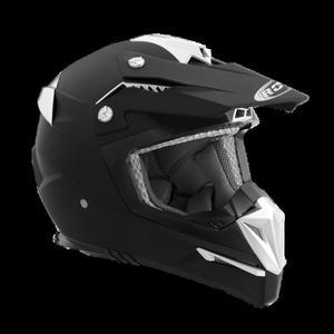 Kask motocyklowy ROCC 720 czarny matowy - 2848081659