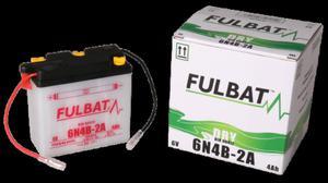 Akumulator FULBAT 6N4B-2A - 2848081847