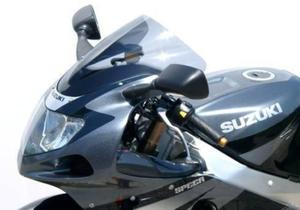 Szyba motocyklowa MRA SUZUKI GSX-R 1000 2001-2002 / GSX-R 750 2000-2003 / GSX-R 600 2001-2003 forma - 2848082592