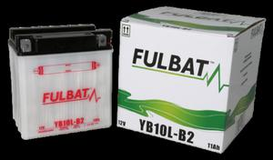 Akumulator FULBAT YB10L-B2 (suchy) - 2848083417