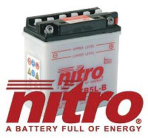 Akumulator NITRO YTX15L-BS AGM - 2848083822