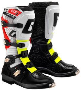 Buty motocyklowe GAERNE GX-1 GOODYEAR EVO żółte - 2848085323