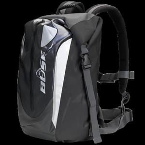 Plecak wodoodporny BUSE 30 litrów czarno-biały - 2848085782