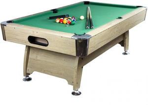 Stół bilardowy 7ft Premium sukno zielone akcesoria bilardowe - 2822825484