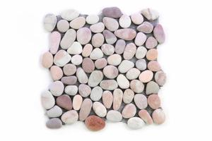 Mozaika kamienna Naturalna mozaika z kamienia 30x30 cm - 2822827844