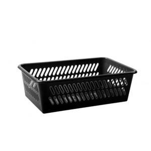 Koszyk CARRELLO czarny 25,5 x 16 cm Tadar - 2841550554