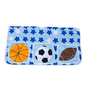 Torba na akcesoria w stylu sportowym, torba na łóżko dziecięce - 2851165680