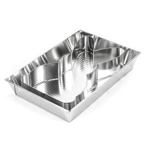 Forma do pieczenia ciasta prostokątna ZAJĄCZEK 36 x 24,5 cm Tadar - 2847483337