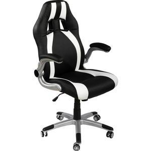 Fotel biurowy, krzesło obrotowe, kubełek, fotel komputerowy dla gracza - 2836699604