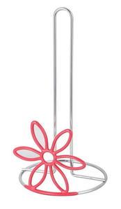 Stojak na ręczniki papierowy Kwiatek Tadar - 2839018470