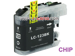 tusz LC123BK XL do Brother (Celto) Brother DCP-J132W, DCP-J152W, DCP-J552DW, MFC-J6520DW, MFC-J6920DW - 2835862682