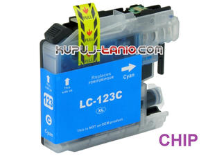 tusz LC123C XL do Brother (Celto) Brother DCP-J132W, DCP-J152W, DCP-J552DW, MFC-J6520DW, MFC-J6920DW - 2835862685