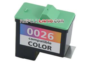 Lexmark 26 (R) Kolor tusz do Lexmark X75, Lexmark Z25, Lexmark X1270, Lexmark X1150, Lexmark X1100, Lexmark Z600, Lexmark X1185 - 2825618416