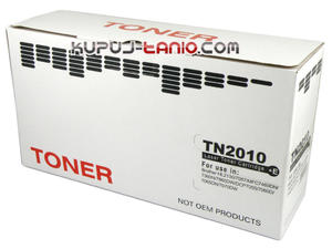 TN2010 toner do Brother (Arte) toner do Brother HL-2132, Brother HL-2130, Brother DCP-7055, Brother DCP-7055W, Brother DCP-7057E - 2825618599