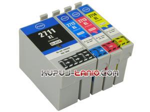 .T2715 = 27XL tusze do Epson (4 szt. BT) do Epson WF-3620DWF, Epson WF-7610DWF, Epson WF-7620DTWF, Epson WF-3640DTWF - 2825618611
