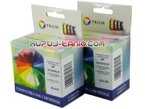 HP 350XL + HP 351XL (Prism, R) tusze do HP Photosmart C5280, HP Photosmart C4280, HP Photosmart C4480, HP Photosmart C4580, HP Photosmart C4200 - 2825618617