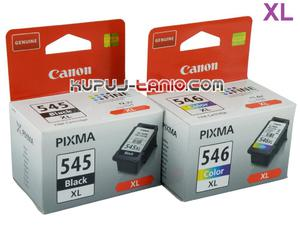 PG545XL + CL546XL oryginalne tusze Canon MG2455, Canon iP2850, Canon MG2450, Canon MG2550, Canon MG2950, Canon MX495 - 2835862711