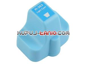 HP 363 LC tusz do HP 3310, HP C5180, HP C7280, HP C6180, HP 8250, HP 3210, HP C6280, HP 3100, HP...
