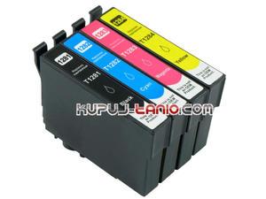 T1285 tusze do Epsona (4 szt., Unink) tusze Epson SX130, Epson SX125, Epson SX230, Epson SX420W, Epson SX425W, Epson S22, Epson SX235W - 2825616169