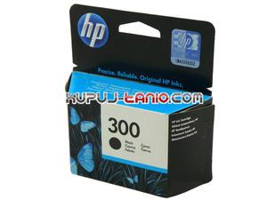 HP 300 czarny oryginalny tusz do HP Deskjet F4580, HP Deskjet F4200, HP Deskjet F4210, HP Deskjet F2480, HP ENVY 110, HP Deskjet F2420 - 2825616291
