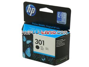 HP 301 czarny oryginalny tusz do HP Deskjet 2510, HP Deskjet 1510, HP Deskjet 1000, HP Deskjet 1050, HP Deskjet 2540, HP Deskjet 2050, HP Deskjet 3000 - 2825616303