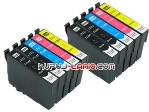 .T1286 tusze do Epsona (10 szt., Unink) tusze Epson SX235W, Epson SX130, Epson SX125, Epson SX230, Epson SX420W, Epson SX425W, Epson S22 - 2825616429