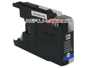 LC1220BK / LC1240BK tusz do Brother DCP-J525W, DCP-J725DW, DCP-J925DW, MFC-J6510DW, MFC-J430W,...