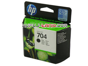 HP 704 tusz czarny (oryg.) tusz do HP Deskjet Ink Advantage 2060, HP Deskjet Ink Advantage 2010 - 2825616531