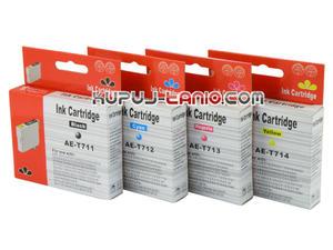 T0715 / T0895 tusze do Epson (4 szt, Crystal) tusze Epson SX215, Epson SX218, Epson SX100, Epson SX105, Epson SX115, Epson SX405, Epson SX415 - 2825616663