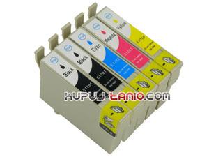.T1285 tusze do Epson (5 szt., BT) tusze Epson SX235W, Epson SX130, Epson SX125, Epson S22, Epson SX230, Epson SX420W, Epson SX425W - 2825616891