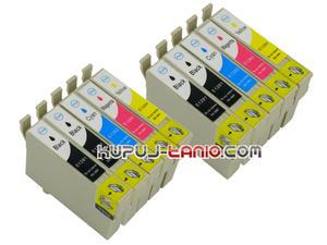 .T1286 tusze do Epson (10 szt., BT) tusze Epson SX130, Epson SX125, Epson S22, Epson SX230, Epson SX420W, Epson SX425W, Epson SX235W - 2825616897