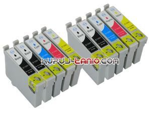 tusze T1296 do Epson (10 szt., Unink) do Epson BX305FW, BX320FW, BX525WD, BX535WD, SX430W, SX440W, SX535WD - 2825616949