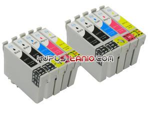 .T0716 / T0896 tusze do Epson (10 szt, BT) tusze do Epson SX115, Epson DX4450, Epson SX218, Epson SX215, Epson SX100, Epson SX105, Epson SX405, Epson - 2825617154