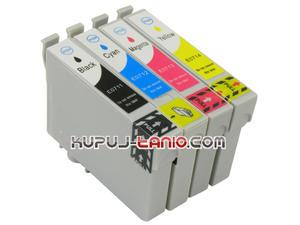 T0715 / T0895 tusze do Epson (4 szt, BT) tusze Epson SX218, Epson SX215, Epson SX100, Epson SX105, Epson SX115, Epson SX405, Epson SX415, Epson DX4450 - 2825617156