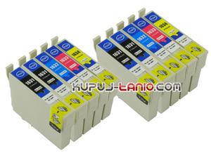 .T1636 = 16XL Epson tusze (10 szt., BT) tusze Epson WF-2660DWF, Epson WF-2010W, Epson WF-2520NF, Epson WF-2530WF, Epson WF-2510WF, Epson WF-2540WF - 2825617177