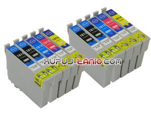 .T1816 = 18XL Epson tusze (10 szt., BT) tusze Epson XP-305, Epson XP-202, Epson XP-102, Epson XP-312, Epson XP-405, Epson XP-205, Epson XP-215 - 2825617268