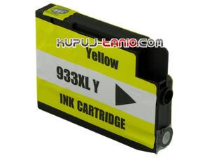 HP 933XL Y żółty tusz (Crystal) tusz do HP Officejet 6700, HP Officejet 7612, HP Officejet 7110, HP Officejet 6600, HP Officejet 6100 - 2825617871
