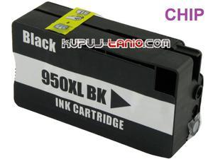 HP 950XL BK czarny tusz (BT) tusz do HP Officejet Pro 8600, HP Officejet Pro 8100, HP Officejet Pro 8610, HP Officejet Pro 8620 - 2825617879