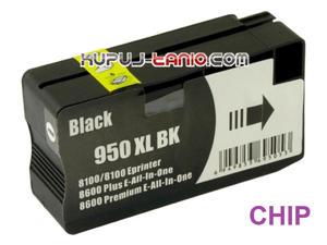 HP 950XL BK czarny tusz (Crystal) tusz HP Officejet Pro 8600, HP Officejet Pro 8100, HP Officejet Pro 8610, HP Officejet Pro 8620 - 2825617915