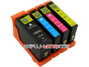 Lexmark 150XL tusze (4 szt., BT) tusze do Lexmark Pro915, Lexmark Pro715, Lexmark S315, Lexmark S415, Lexmark S515, Lexmark S715 - 2825617961