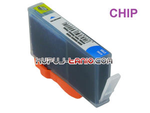 HP920XL C tusz do HP (z chipem, BT) tusz do HP Officejet 6500A, HP Officejet 6500, HP Officejet 7500A, HP Officejet 7000, HP Officejet 6000 - 2825618079