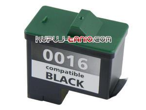 Lexmark 16 (R) Czarny tusz do Lexmark X1130, Lexmark X1190, Lexmark X1270, Lexmark X1150, Lexmark X1290, Lexmark Z25, Lexmark X75, Lexmark X1100 - 2825618166
