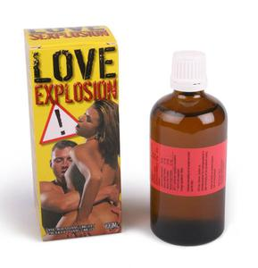 LOVE SEXPLOSION 100ML ZWIĘKSZA POPĘD PL-JJ - 2823877532