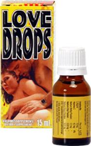 LOVE DROPS SILNE KROPLE OD COBECCO PHARMA PL-JJ - 2823877533
