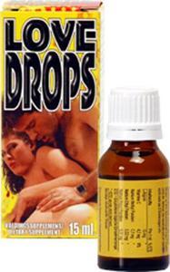 LOVE DROPS SILNE KROPLE OD COBECCO PHARMA PL-JJ - 2823877557