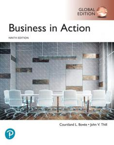 BUSINESS IN ACTION PLUS COURTALND BOVEE NOWA - 2862565112