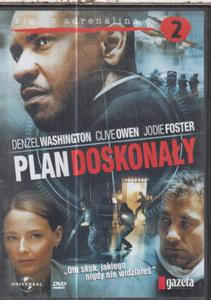 PLAN DOSKONAŁY DVD WASHINGTON OWEN - 2855393029