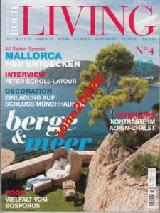 LIVING VON BOCH 4/2012.DECORATION,FASHION - 2855402667