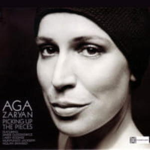 AGA ZARYAN CD PICKING UP THE PIECES - 2890227694