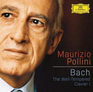 MAURIZIO POLLINI 2 CD BACH THE WELL TEMPERED CLAVIER I - 2860133403